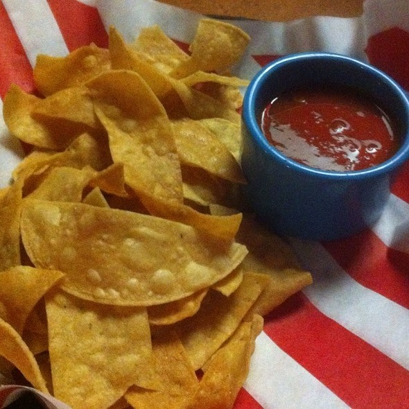 Chips and Salsa @ TGI Friday's