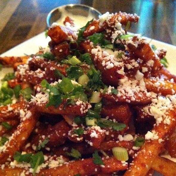 Red Chile Fries @ Jack Allen's Kitchen