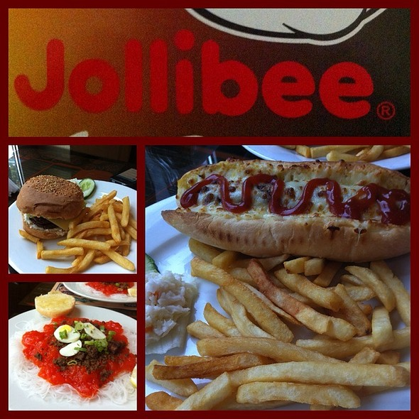 Jolly Hotdog @ Jollibee Media City