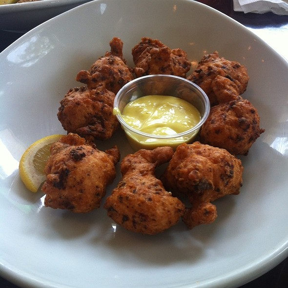 Conch Fritters @ Lulu's Waterfront Grille