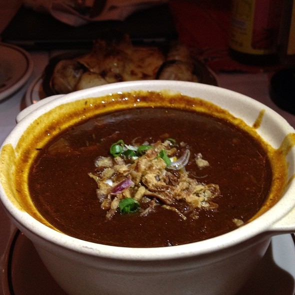 Indonesian Oxtail Soup @ The Ship