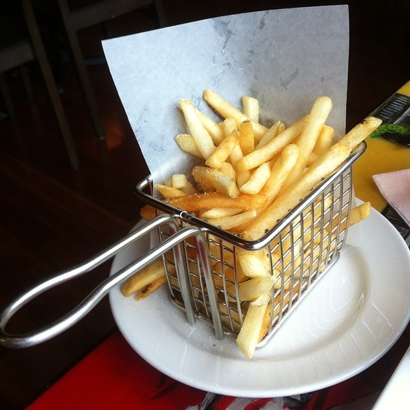 Fries @ Sale Sucre