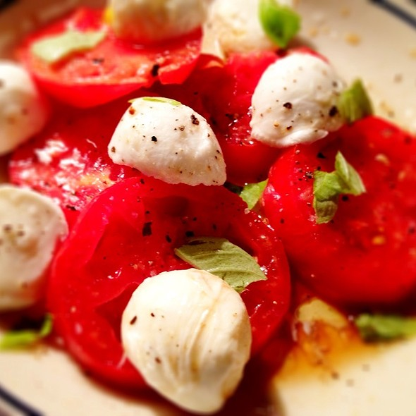 Caprese Salad @ Our Place