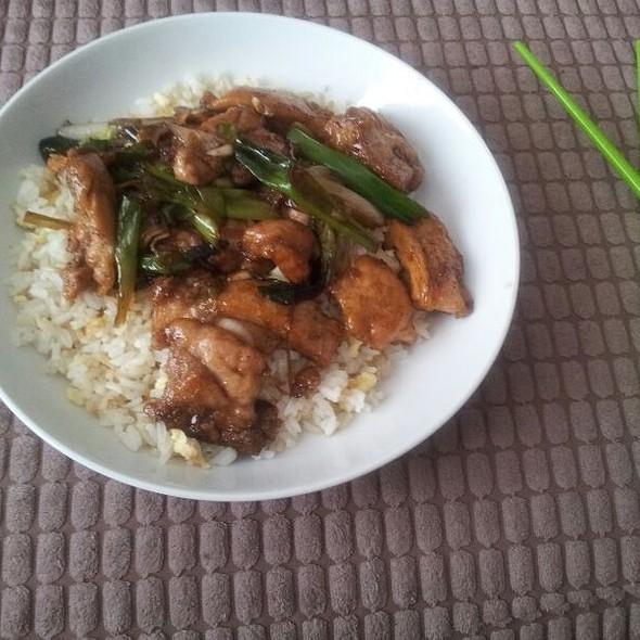 Gok Wan's Garlic Chicken @ Home