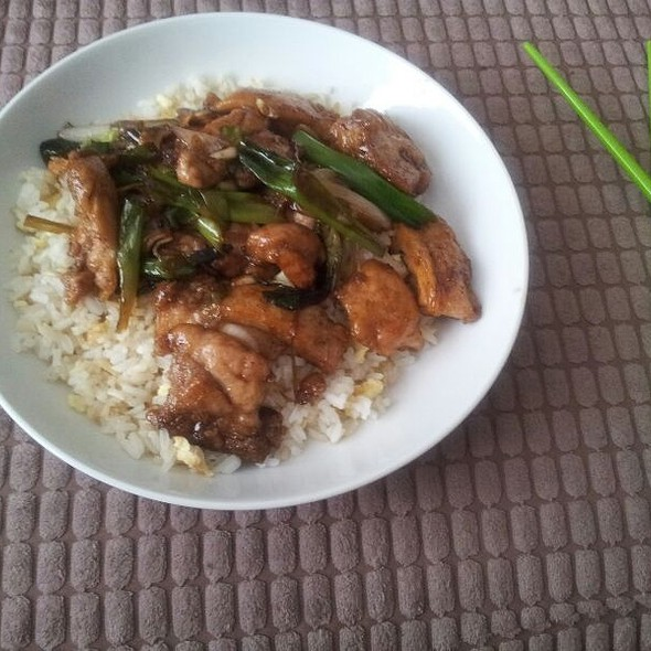 Gok Wan's Garlic Chicken @ Home