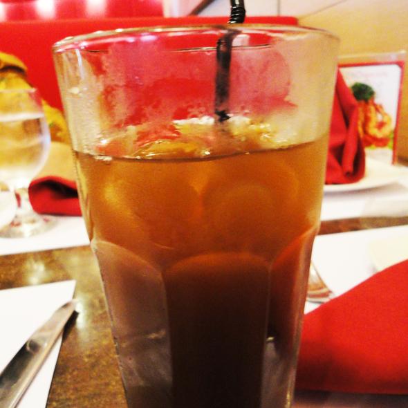 Tamarind Iced Tea @ Zao Vietnamese Bistro