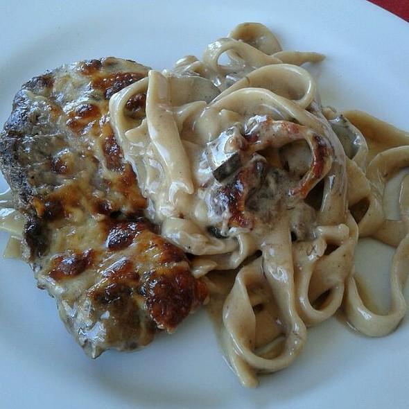 Fileto Supremo @ Pappatore Restaurante