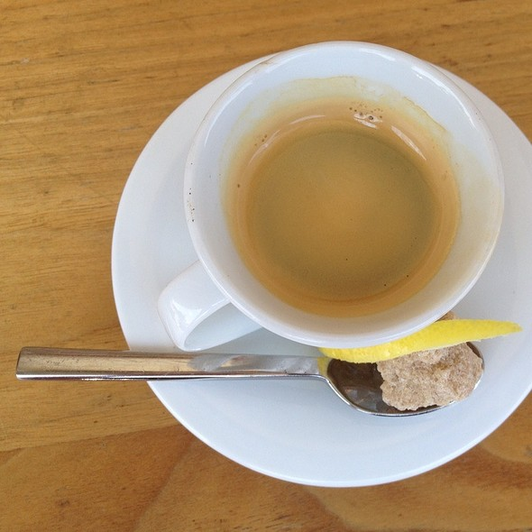 Double Espresso @ Nonna