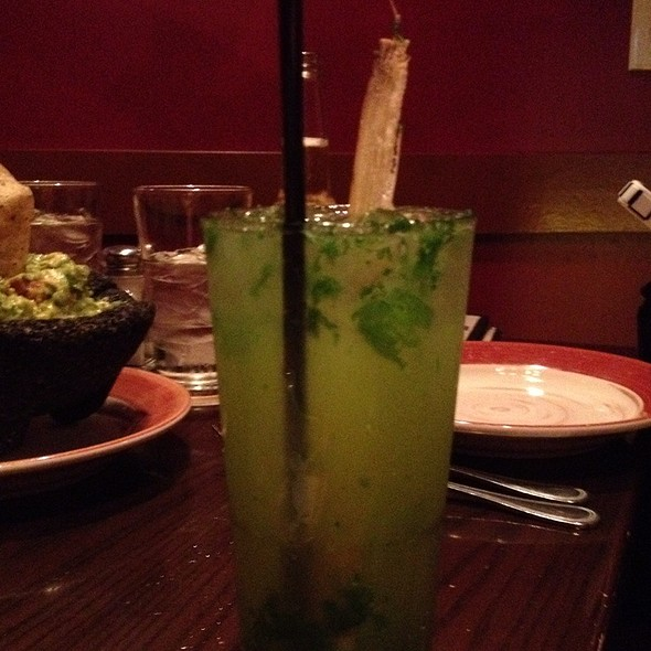 Ginger Mojito - Adobo Grill - Downtown Indianapolis, Indianapolis, IN