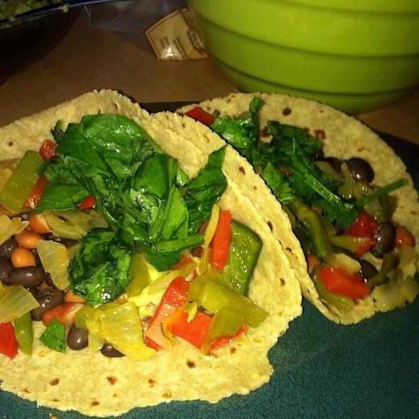 Veggie Tacos @ Home
