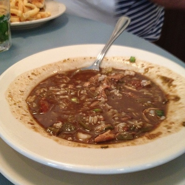Chicken Gumbo @ The High Hat Cafe