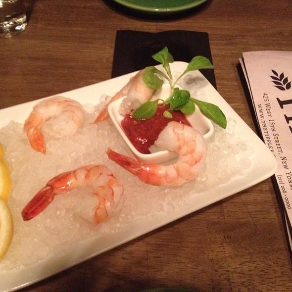 Shrimp Cocktail @ The Tippler