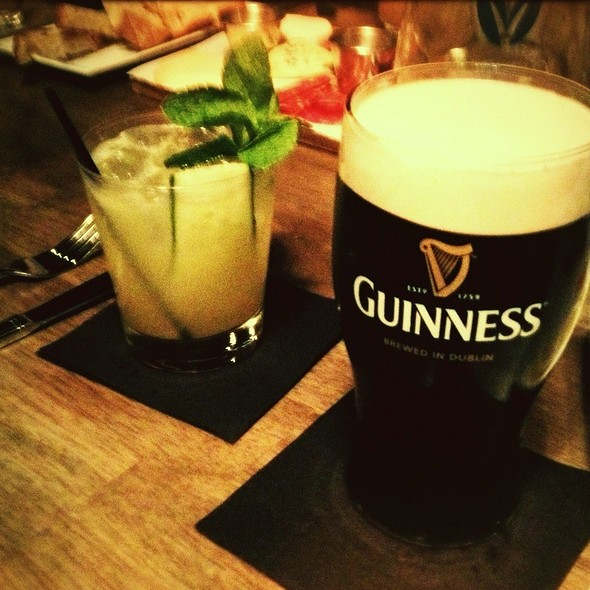 Guinness @ The Tippler