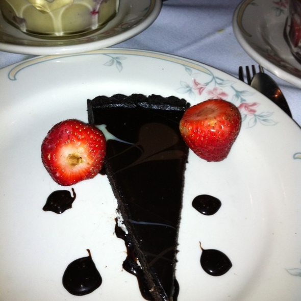 Chocolate brownie Cake - Alberto Forest Hills, Forest Hills, NY