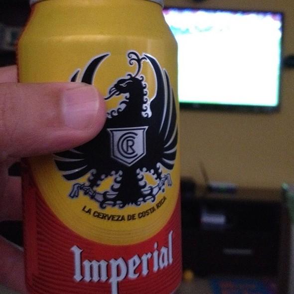 Imperiales @ Samudio´s Grill