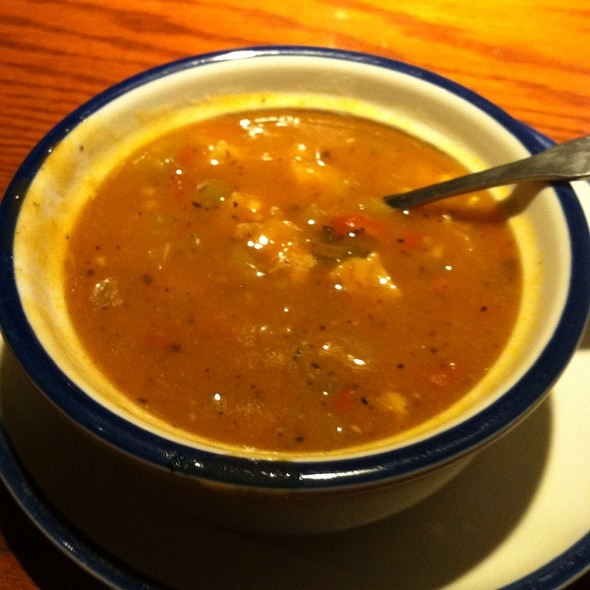 Spicy Chicken Tortilla Soup @ Red Lobster