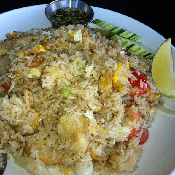 Fried Rice with Chicken @ Hae Ha Heng