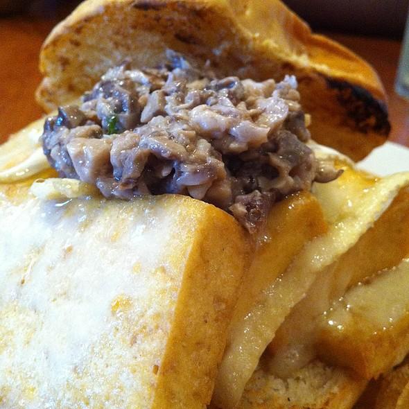 Kennet Square Sandwich - Home Grown Café, Newark, DE
