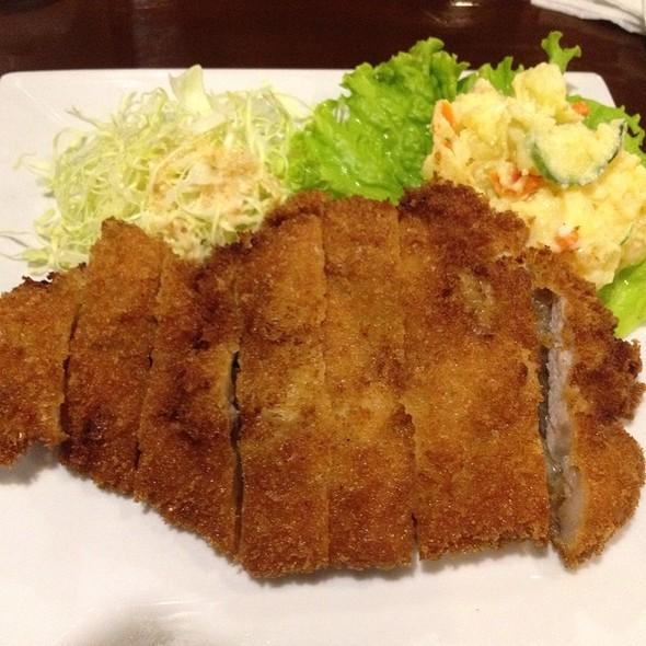 Pork Tonkatsu @ Tamagoya! Noodle House