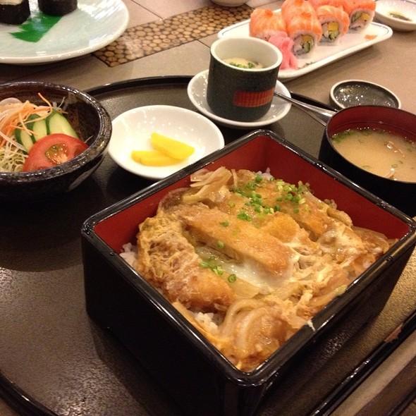 Katsu Don Bento @ Tanabe