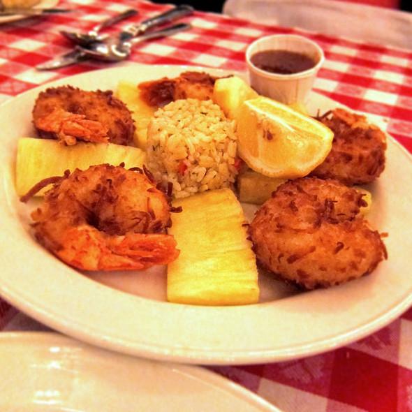 Coconut Shrimp @ Grand Central Oyster Bar