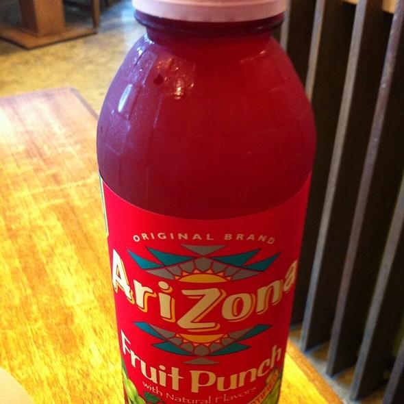 Arizona Fruit Punch @ Orale! Taqueria Mexicana