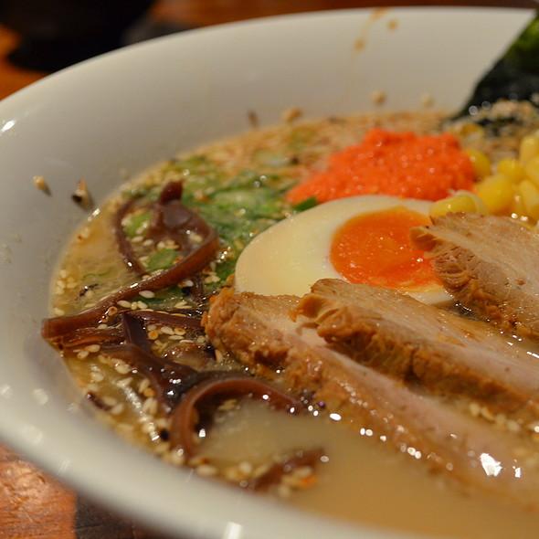 Spicy Shoyu Ramen @ Zenya Noodle Bar