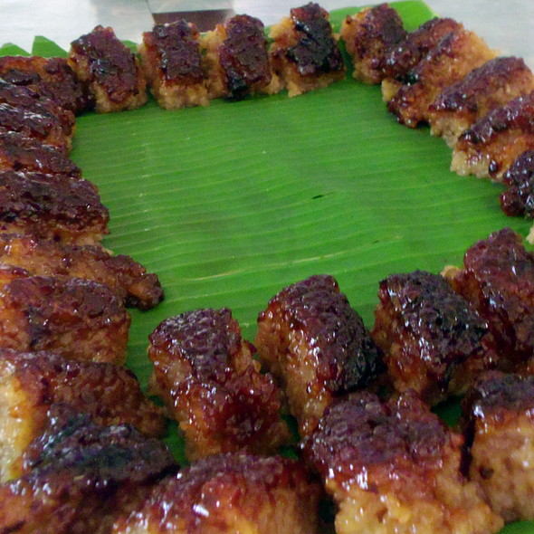 Bibingkang Kanin @ food technology class