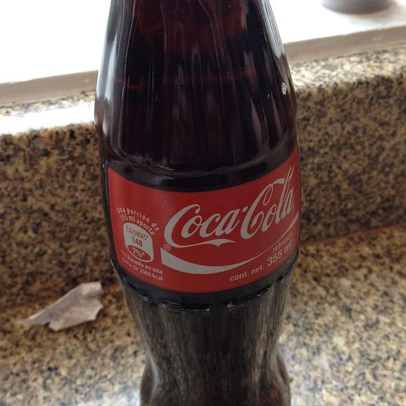 Coca Cola @ R&R Taqueria
