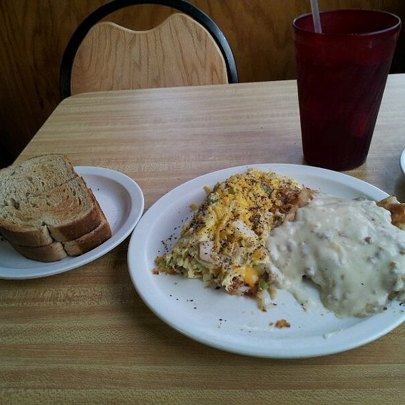 House Omelette @ Grumpy's Restaurant