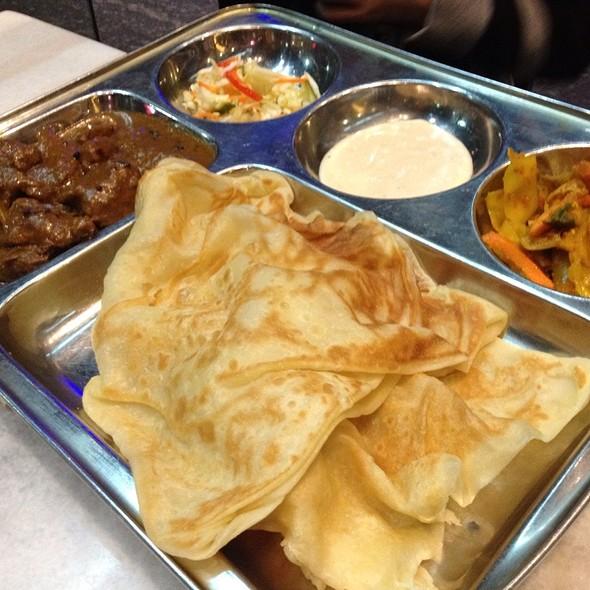 Lamb Curry @ Little Singapore Restaurant
