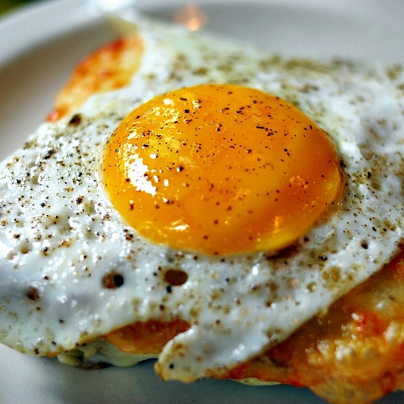 Croque Madame @ Home