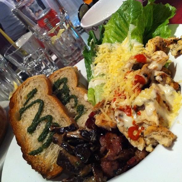 Caesar Salad @ More Cafe كافيه مور
