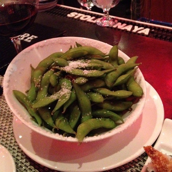 edamame @ Pure Resturant & Lounge
