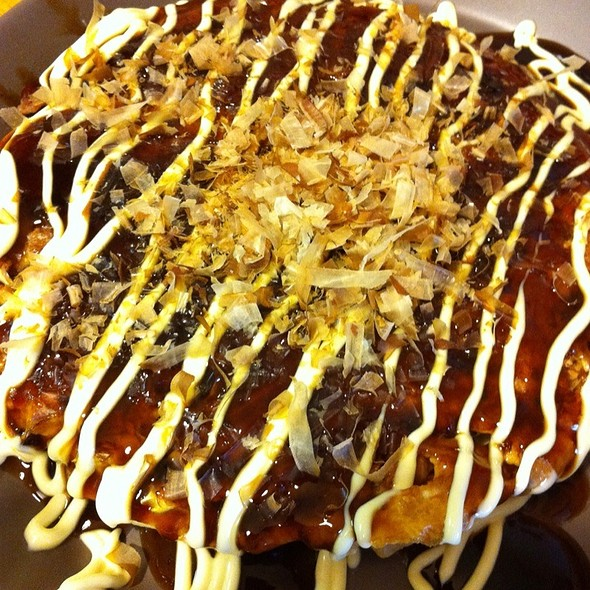 Okonomiyaki @ Home