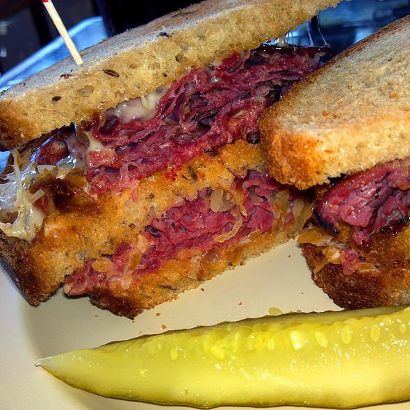 South Bronx Club Sandwich