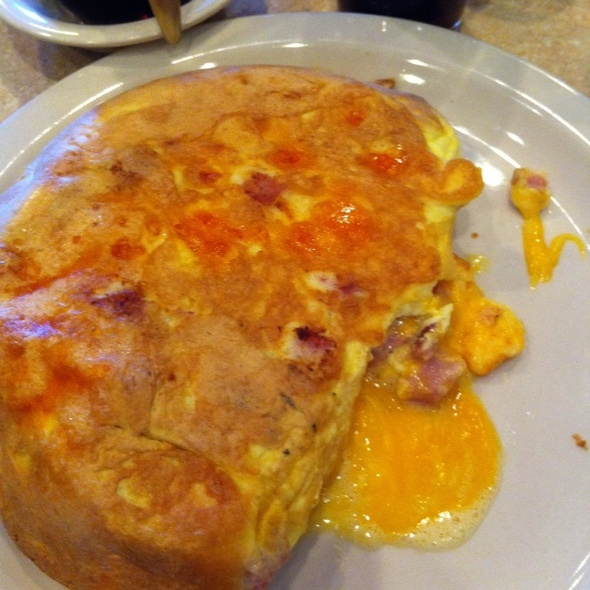 Ham And Cheese Omelette @ Original Pancake House