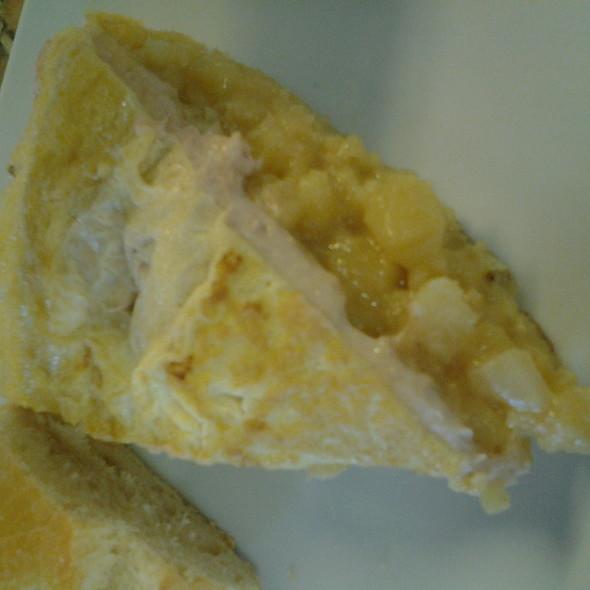 Tortilla De Patata De Bonito @ Cafeteria Manila