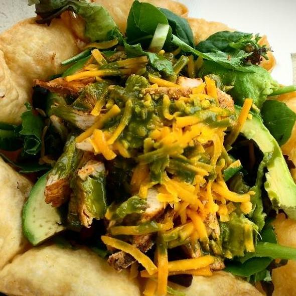 Chicken Taco Salad @ The Cabana