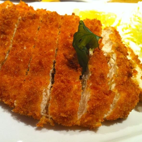 Chicken Katsu - Kamehachi of Tokyo - Wells Street, Chicago, IL