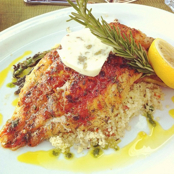 Paprika Spiced Catfish @ Big Fish
