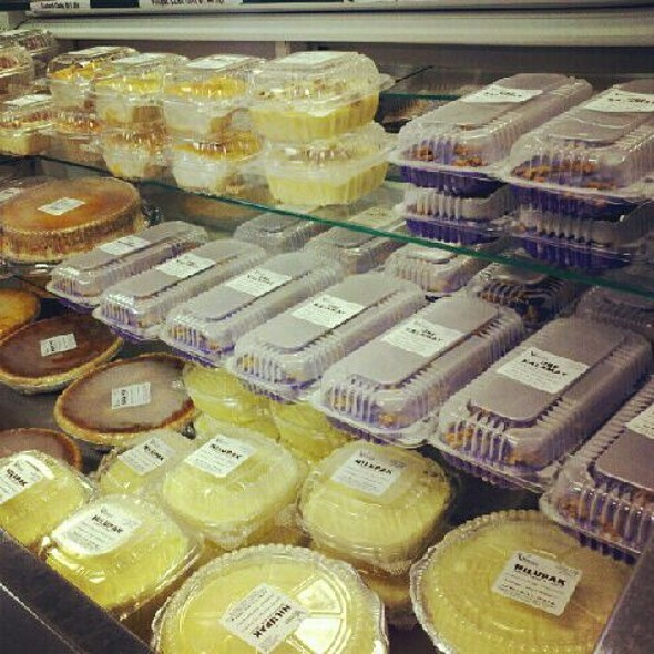 Pinoy Desserts @ Valerio's City Bakery