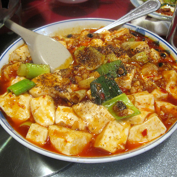 Mapo Tofu at 膳坊 Spicy & Tasty