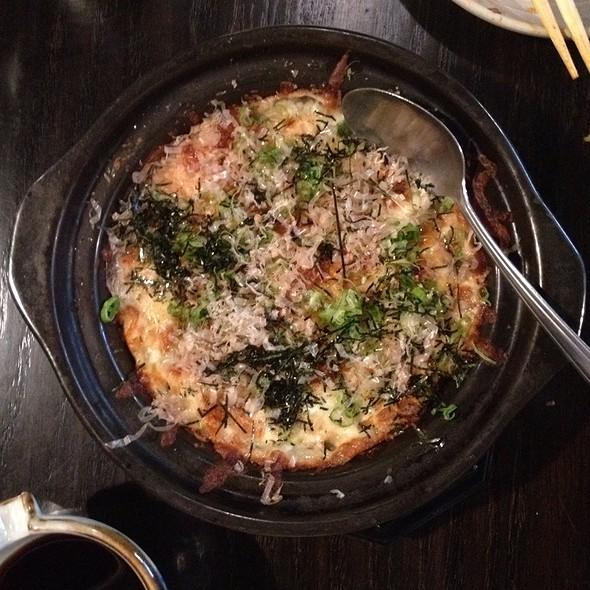 Okonomiyaki @ Gaku Yakitori