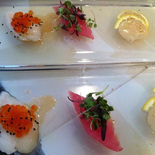 Omakase Sashimi - The Venue Sushi Bar & Sake Lounge, Palm Desert, CA