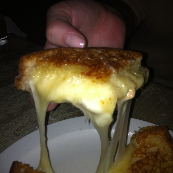 Grilled Cheese Sandwich @ Wilfie & Nell