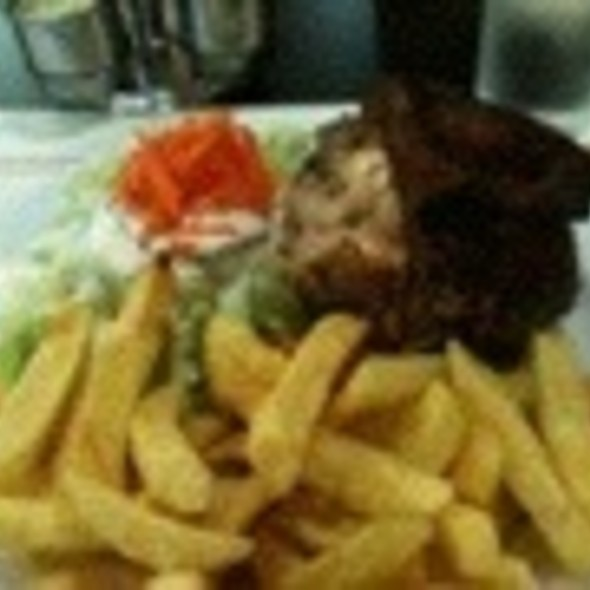 Pollo A La Brasa @ Restaurante Polleria Rikos
