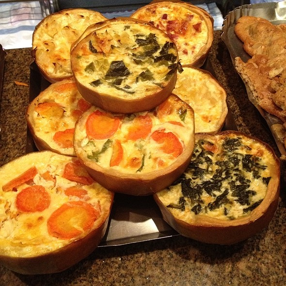 Quiches Various @ Deliparis
