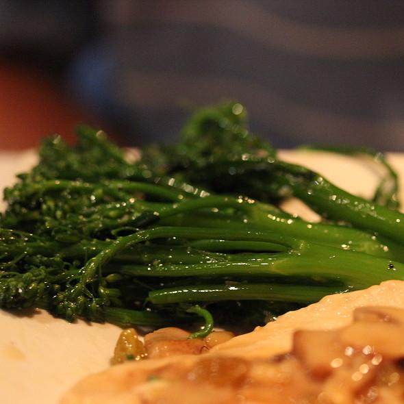 Sauteed broccoli  - Sapori Ristorante - Newport Beach, Newport Beach, CA