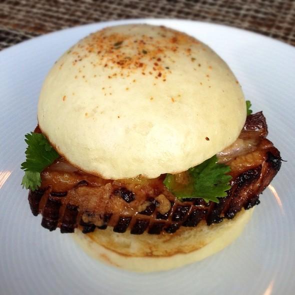 Pork Belly Sliders @ Mistral Kitchen